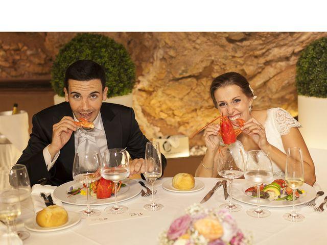 La boda de Pablo y Raquel en La Vall D'uixó, Castellón 58