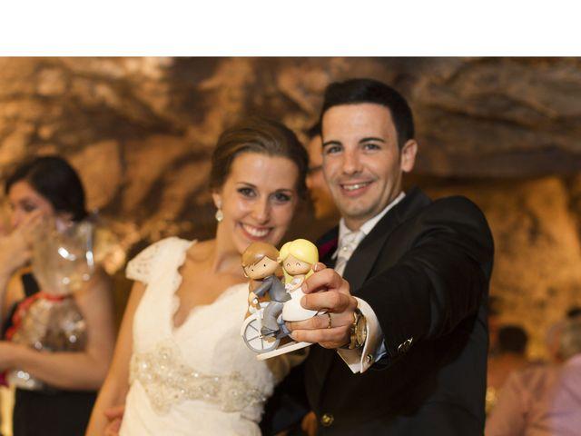 La boda de Pablo y Raquel en La Vall D'uixó, Castellón 60
