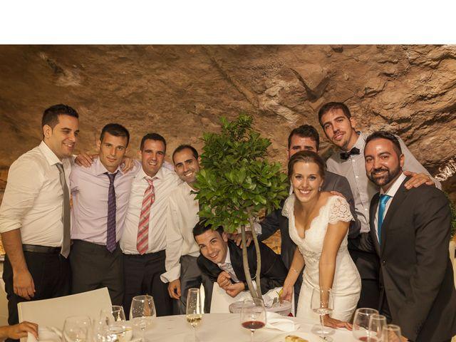 La boda de Pablo y Raquel en La Vall D'uixó, Castellón 65
