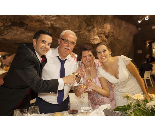 La boda de Pablo y Raquel en La Vall D'uixó, Castellón 68