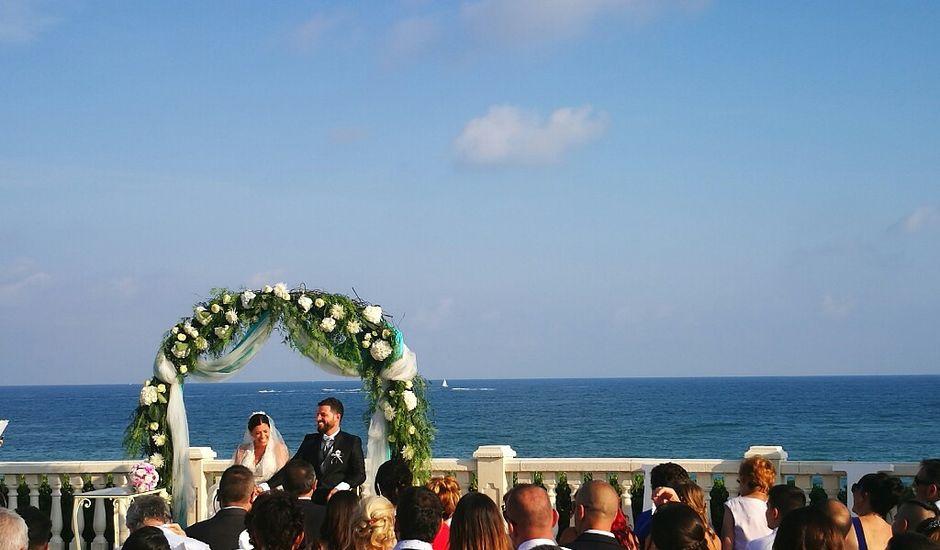 La boda de Javier  y Laura  en Vilanova I La Geltru, Barcelona