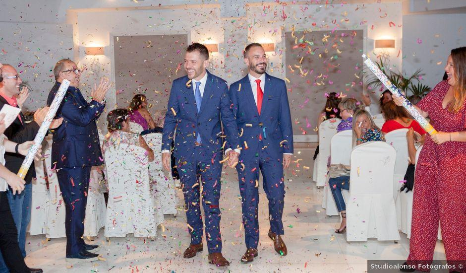 La boda de Koldo y Pablo en Madrid, Madrid