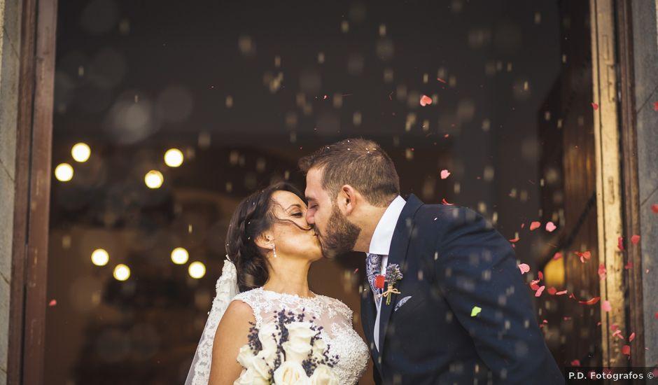 La boda de Javi y Eva en Zafra, Badajoz