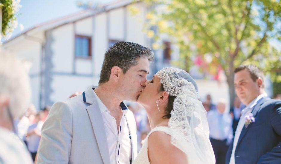 La boda de Sergio y Saioa en Zierbena, Vizcaya