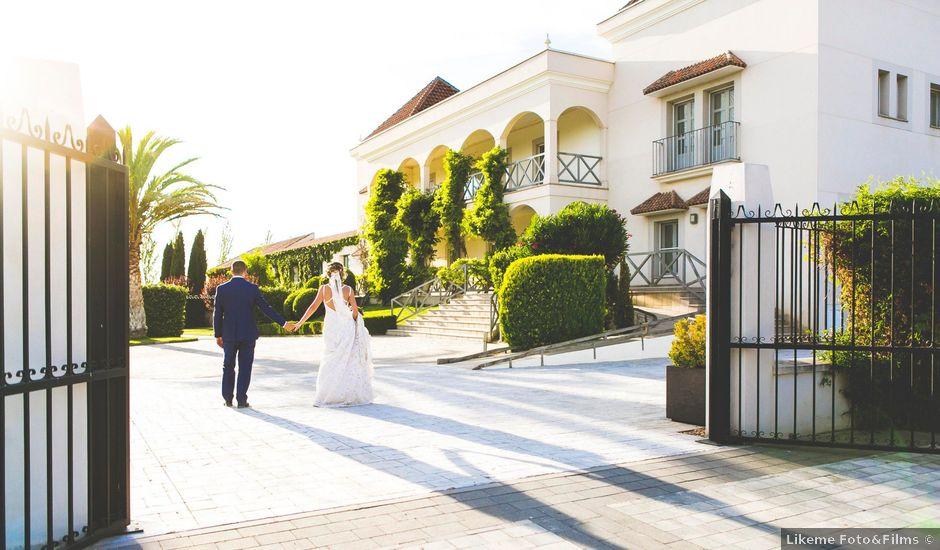 La boda de Antonio y Cristina en Aranjuez, Madrid