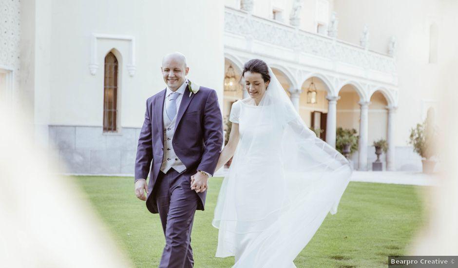 La boda de Alberto y Daniela en Soto De Viñuelas, Madrid