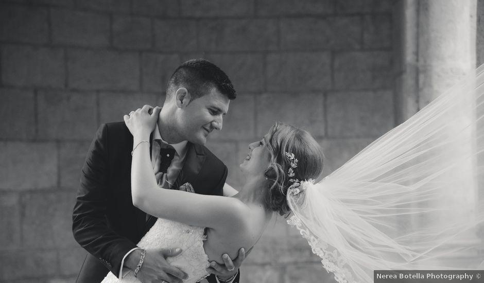 La boda de Mario y Laura en Orihuela, Alicante