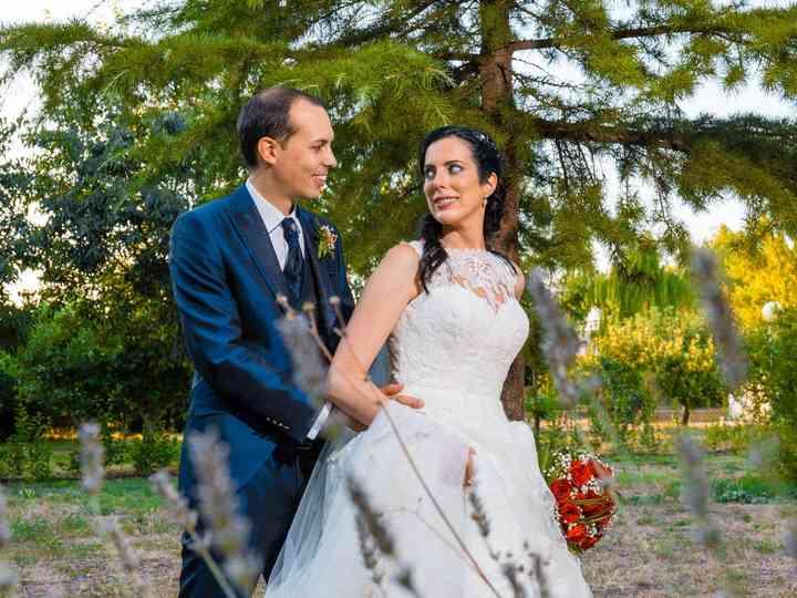 La boda de Mari Luz y Ismael