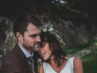 La boda de Wendy y Simon