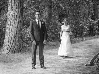La boda de Izaskun y Chema 1
