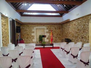 La boda de Teresa y Francisco Javier 1