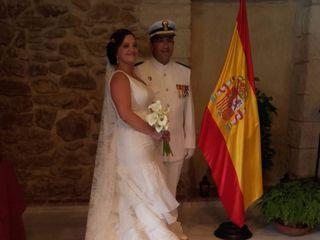 La boda de Teresa y Francisco Javier