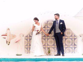 La boda de Virginia y Alberto