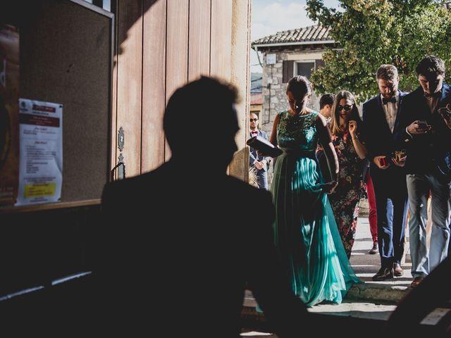 La boda de Simon y Wendy en Rascafria, Madrid 36