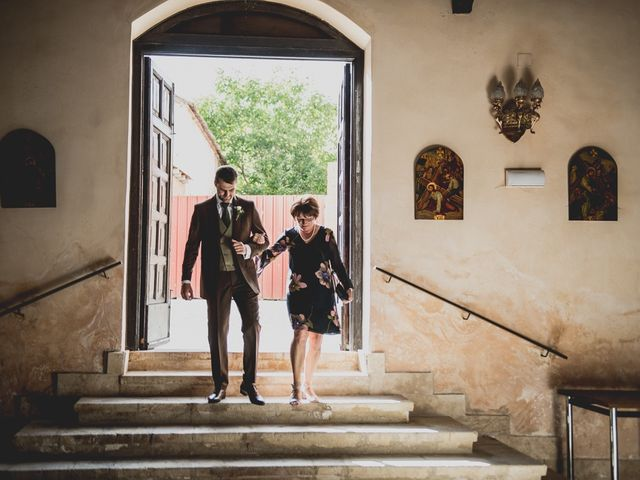 La boda de Simon y Wendy en Rascafria, Madrid 37