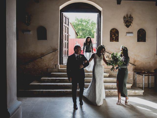 La boda de Simon y Wendy en Rascafria, Madrid 40