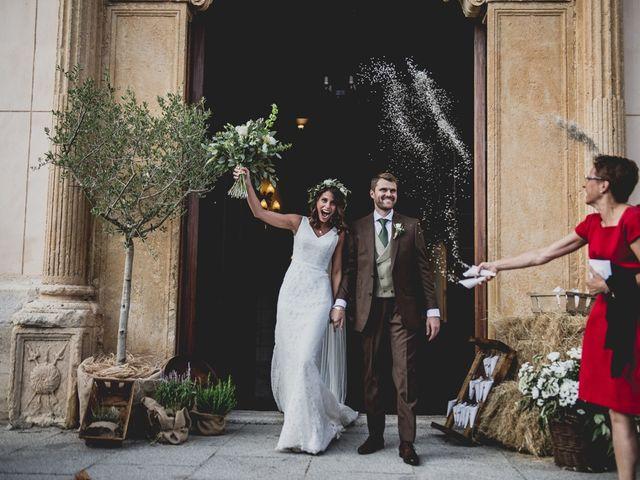 La boda de Simon y Wendy en Rascafria, Madrid 44
