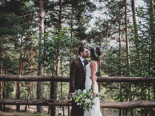 La boda de Simon y Wendy en Rascafria, Madrid 57