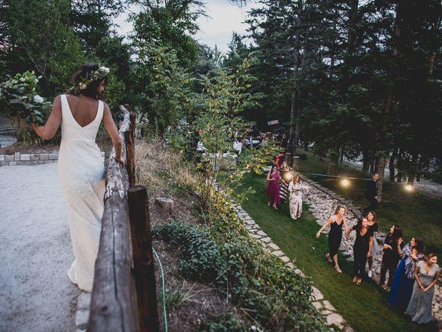 La boda de Simon y Wendy en Rascafria, Madrid 81