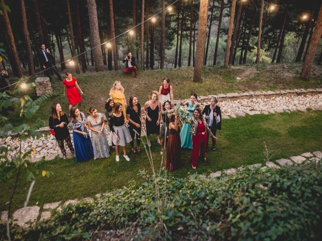 La boda de Simon y Wendy en Rascafria, Madrid 82
