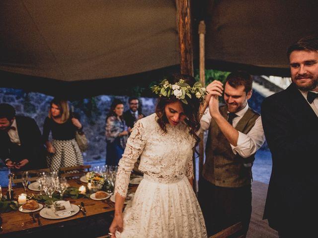 La boda de Simon y Wendy en Rascafria, Madrid 85