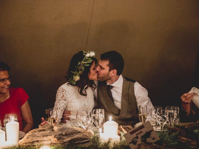 La boda de Simon y Wendy en Rascafria, Madrid 90
