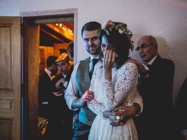 La boda de Simon y Wendy en Rascafria, Madrid 102