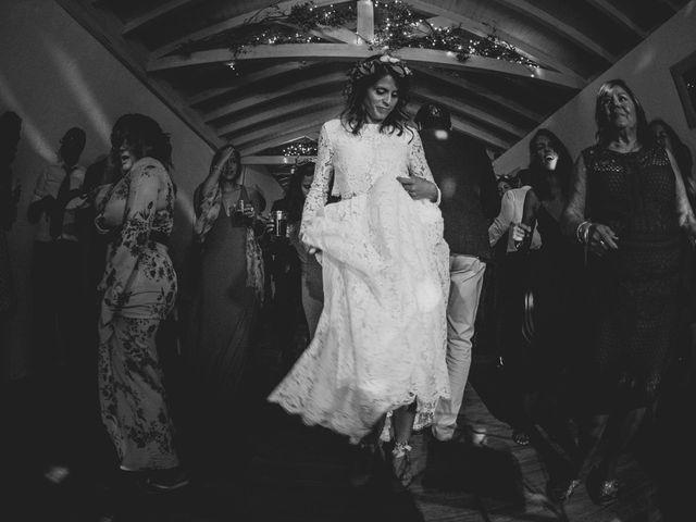 La boda de Simon y Wendy en Rascafria, Madrid 109