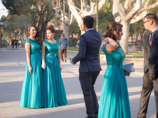 La boda de Geovany y Abril en Zaragoza, Zaragoza 3