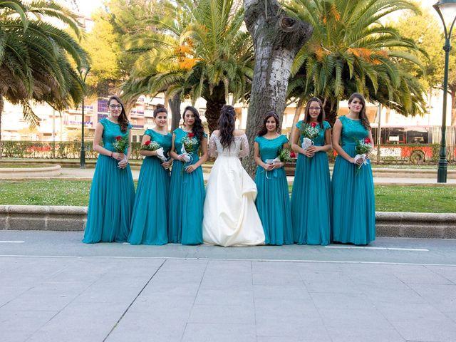 La boda de Geovany y Abril en Zaragoza, Zaragoza 13