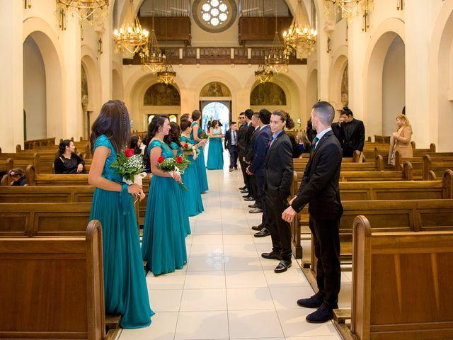 La boda de Geovany y Abril en Zaragoza, Zaragoza 15