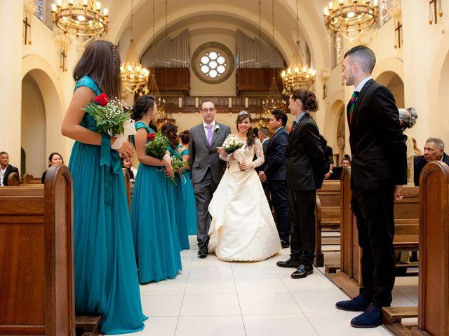 La boda de Geovany y Abril en Zaragoza, Zaragoza 16