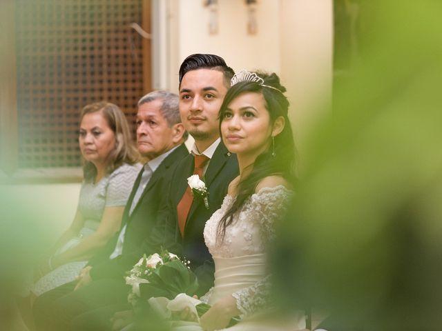 La boda de Geovany y Abril en Zaragoza, Zaragoza 17