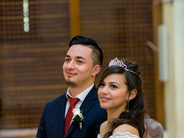 La boda de Geovany y Abril en Zaragoza, Zaragoza 27