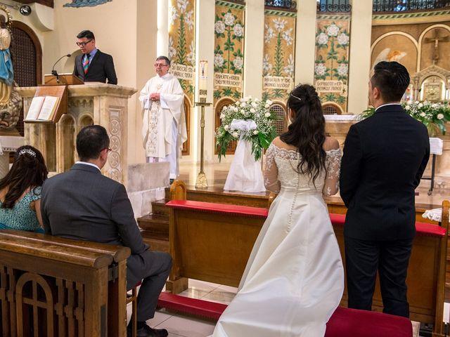 La boda de Geovany y Abril en Zaragoza, Zaragoza 29