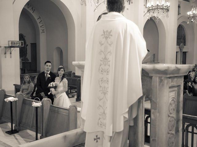 La boda de Geovany y Abril en Zaragoza, Zaragoza 30