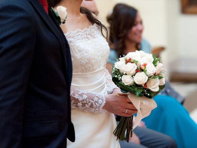 La boda de Geovany y Abril en Zaragoza, Zaragoza 39
