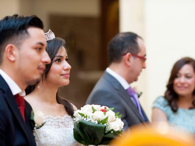 La boda de Geovany y Abril en Zaragoza, Zaragoza 40