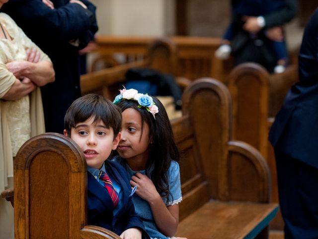 La boda de Geovany y Abril en Zaragoza, Zaragoza 42