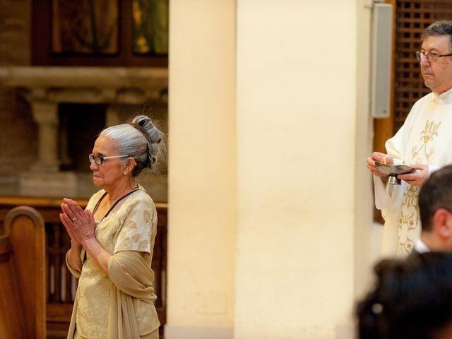 La boda de Geovany y Abril en Zaragoza, Zaragoza 49