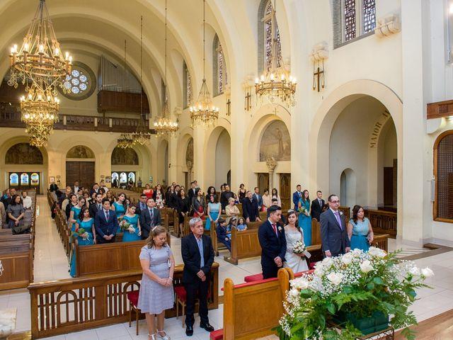 La boda de Geovany y Abril en Zaragoza, Zaragoza 52