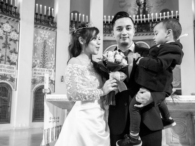 La boda de Geovany y Abril en Zaragoza, Zaragoza 58