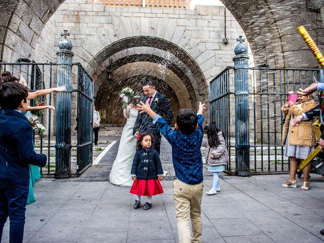 La boda de Geovany y Abril en Zaragoza, Zaragoza 63