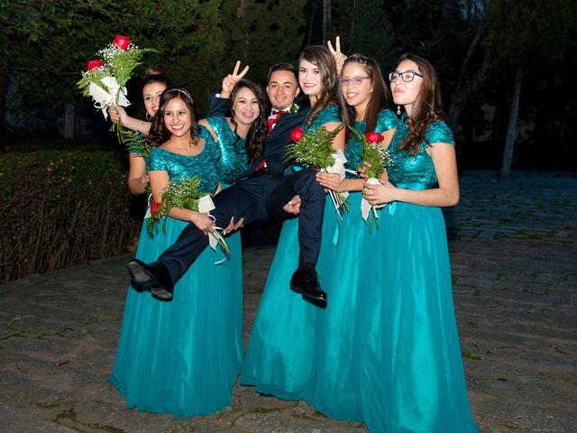 La boda de Geovany y Abril en Zaragoza, Zaragoza 69