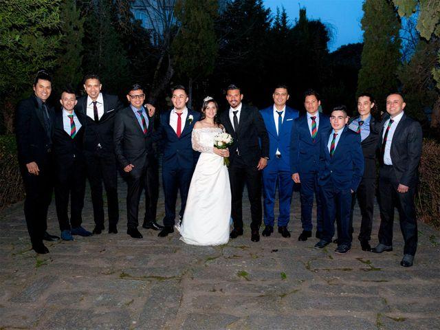 La boda de Geovany y Abril en Zaragoza, Zaragoza 70
