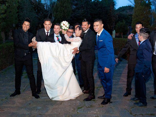 La boda de Geovany y Abril en Zaragoza, Zaragoza 71