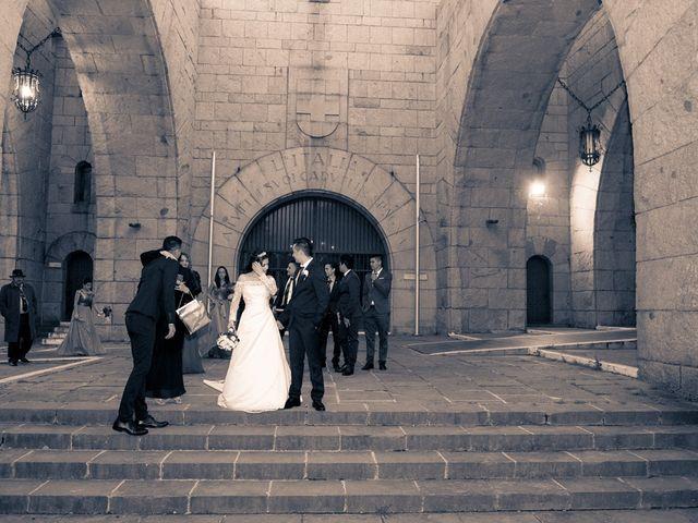 La boda de Geovany y Abril en Zaragoza, Zaragoza 72