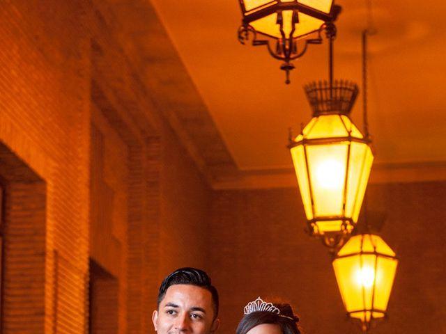 La boda de Geovany y Abril en Zaragoza, Zaragoza 79