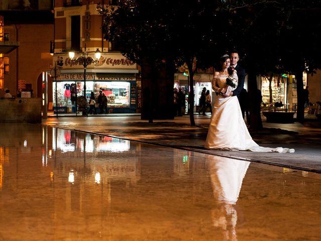 La boda de Geovany y Abril en Zaragoza, Zaragoza 81