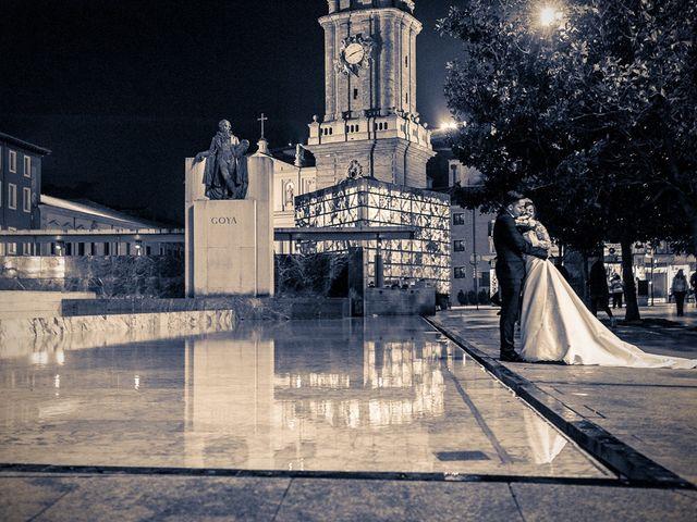 La boda de Geovany y Abril en Zaragoza, Zaragoza 83
